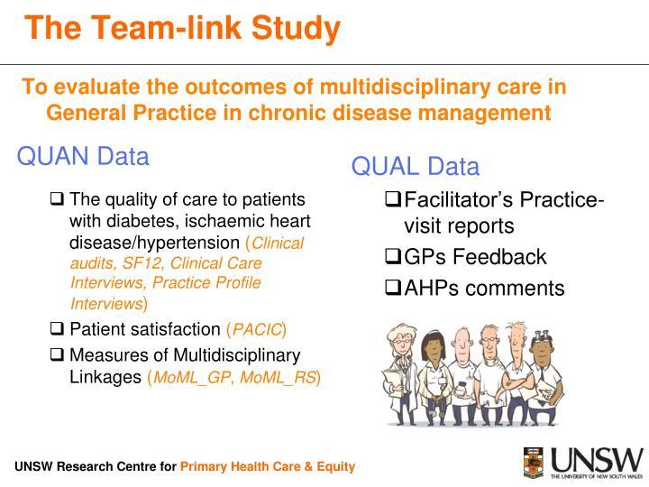 The Team-link Study