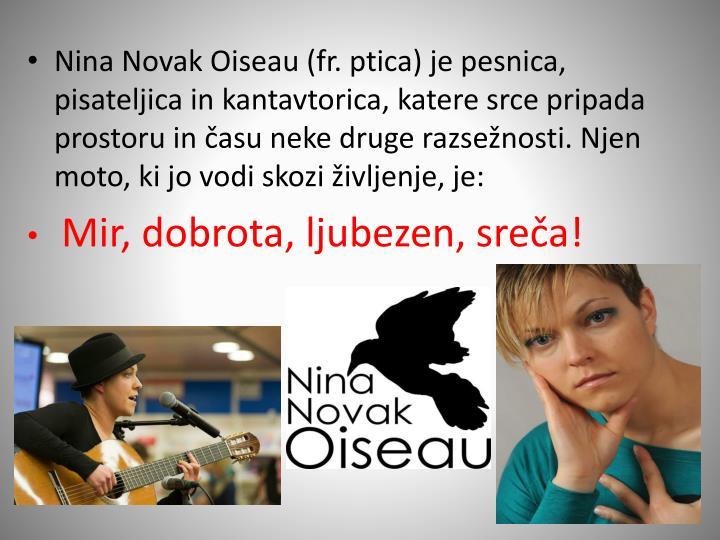 Nina Novak