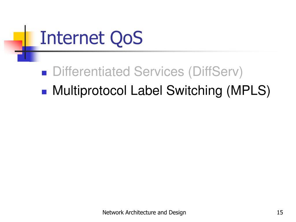 PPT - Internet QoS PowerPoint Presentation, free download ...