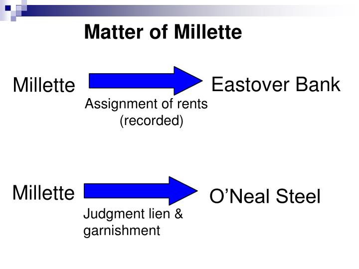 Matter of Millette