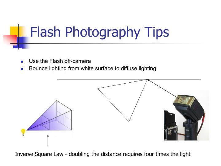 Use the Flash off-camera