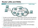 router lans and wans1