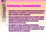 interfacing communication
