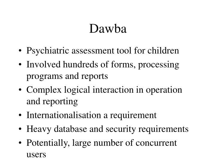 Dawba