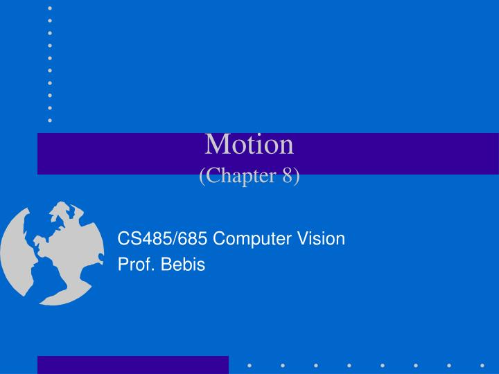 motion chapter 8 n.