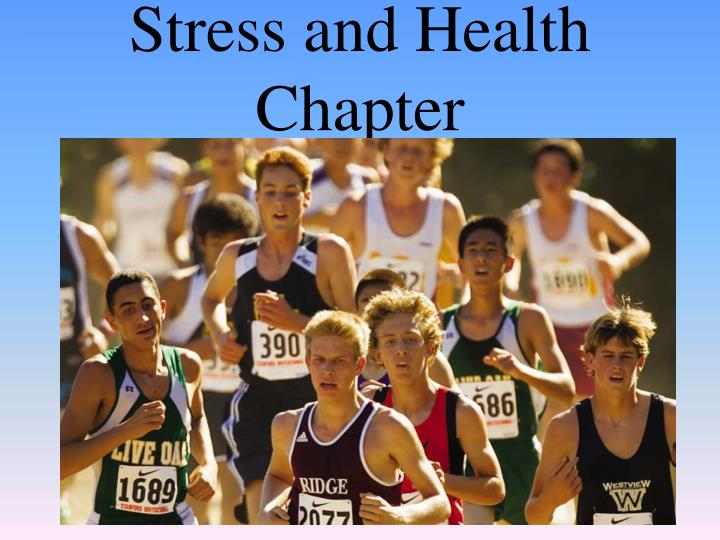 Stress and Health Chapter