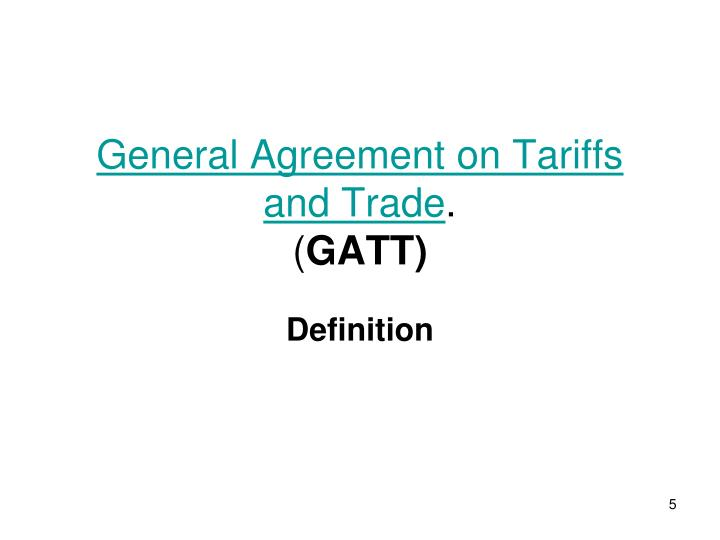 Ppt World Trade Organizationwto Powerpoint Presentation Id4051211