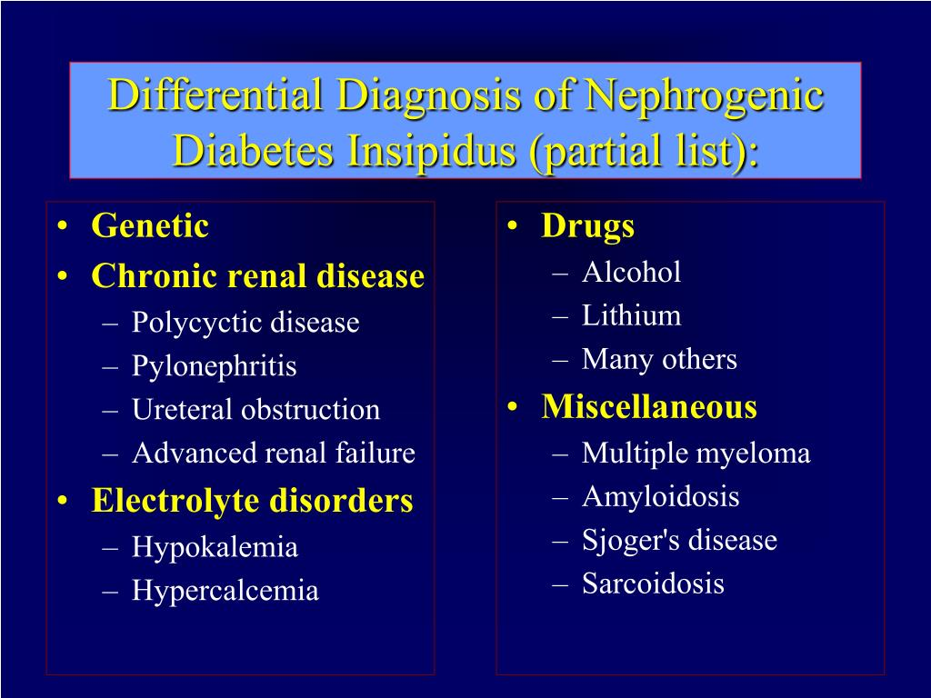 Ppt Diseases Of The Pituitary Gland Powerpoint Presentation Id