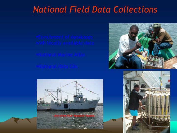 National Field Data Collections