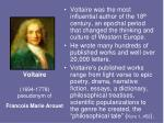 voltaire 1694 1778 pseudonym of francois marie arouet