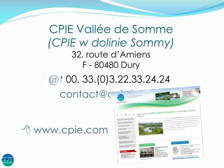 CPIE Vallée de Somme