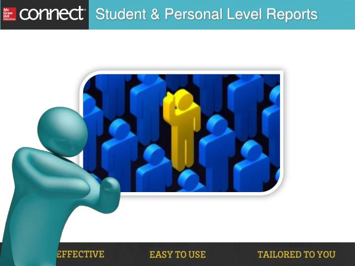 Student & Personal Level Reports