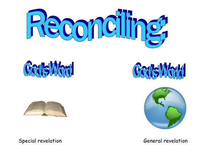 Reconciling
