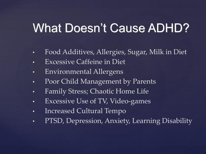 Food Additives, Allergies, Sugar, Milk in Diet