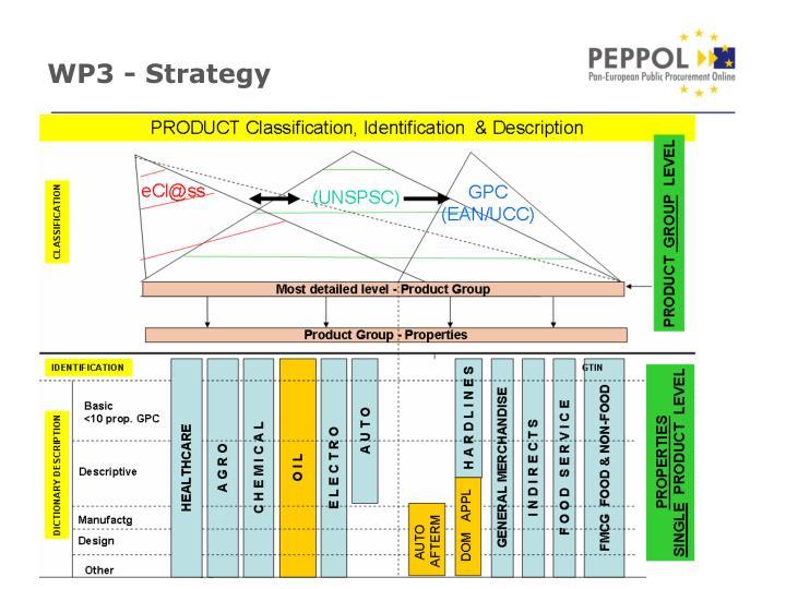 WP3 - Strategy