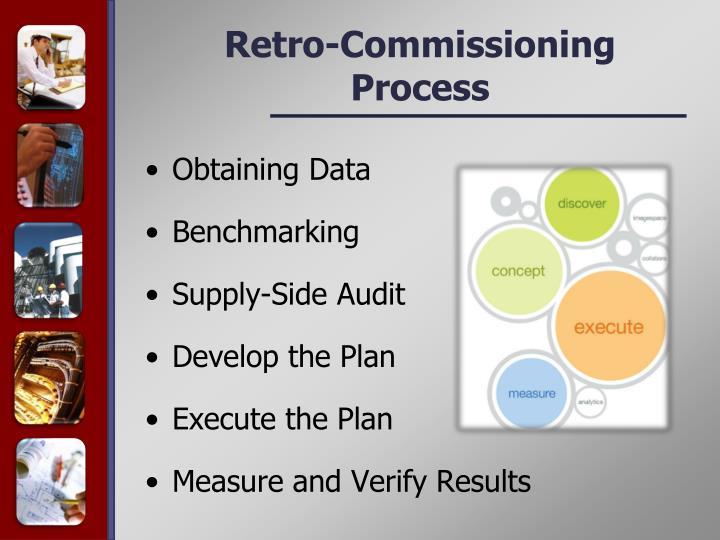Retro-Commissioning Process