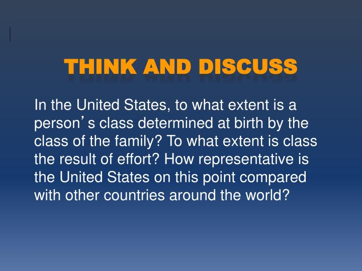 In the United States, to what extent is a person