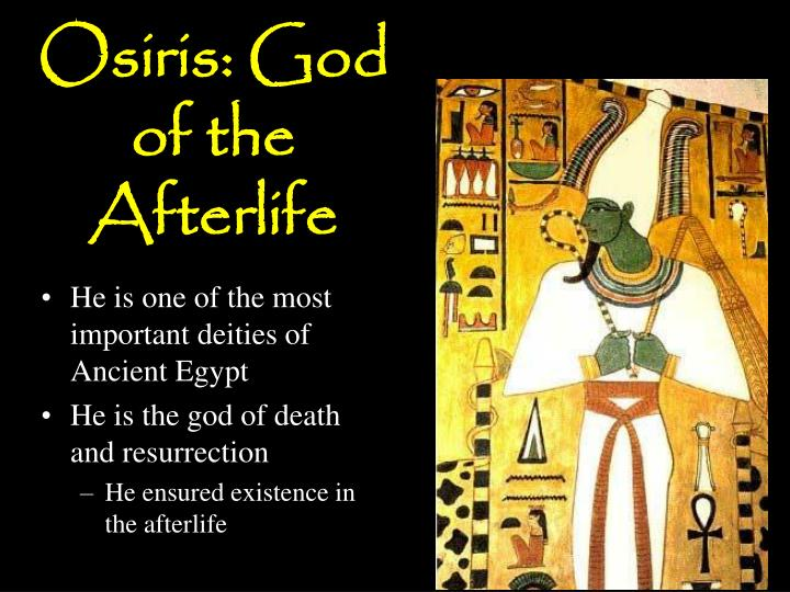 PPT - Ancient Egyptian Religion PowerPoint Presentation ...