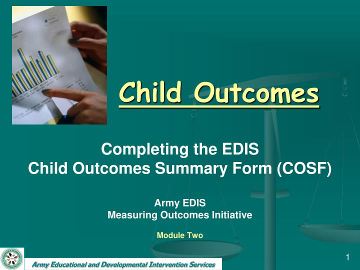 child outcomes n.