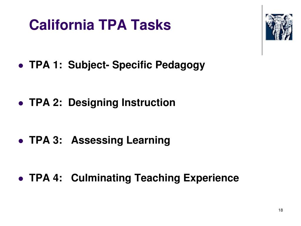 Ppt Teaching Performance Assessment Powerpoint Presentation Free Download Id 4059446