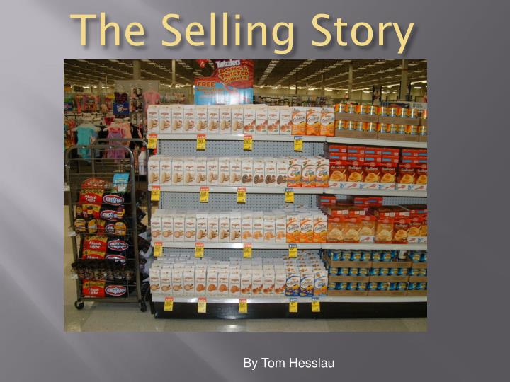 the selling story n.