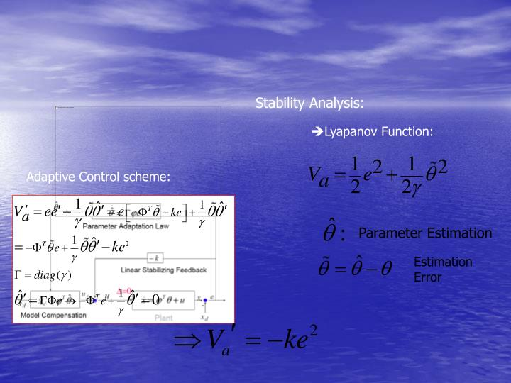 Stability Analysis:
