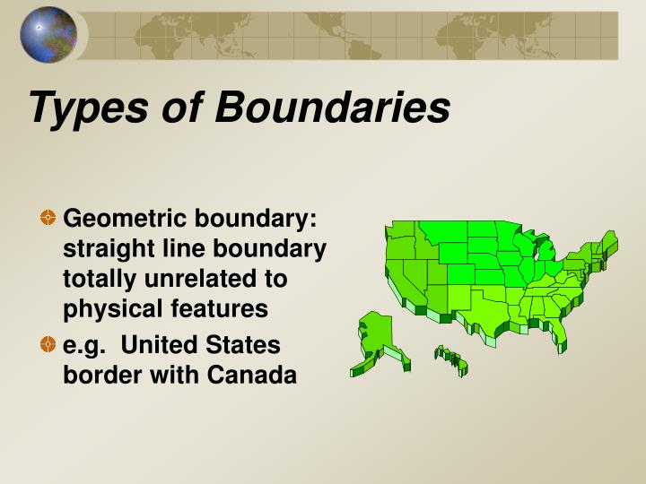 the role of borders and boundaries Global-local public health ( surat, india,1994)  borders and boundaries what is the role of the state the  i look at several kinds of borders and boundaries.