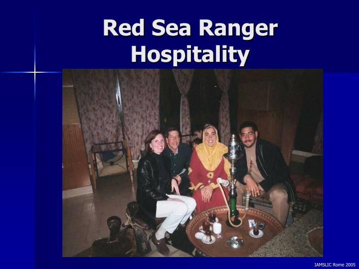 Red Sea Ranger Hospitality