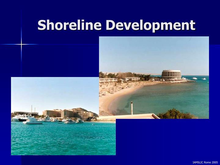 Shoreline Development