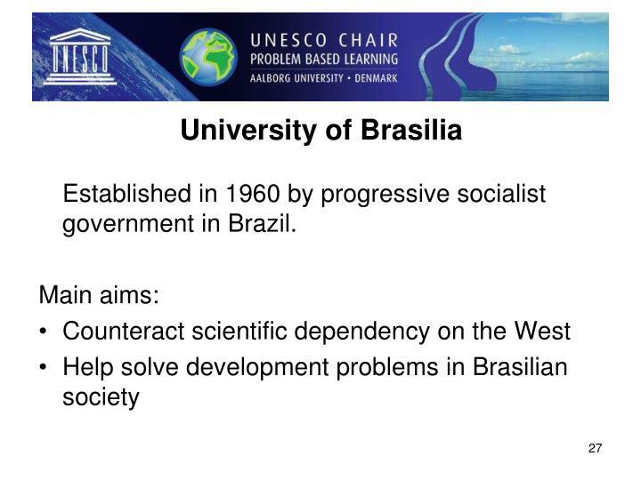 University of Brasilia