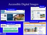accessible digital images
