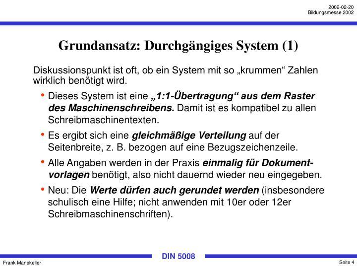 PPT - Die neue DIN 5008 – ein weiterer Schritt zu praxisorientierten ...