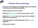problem solving strategy4