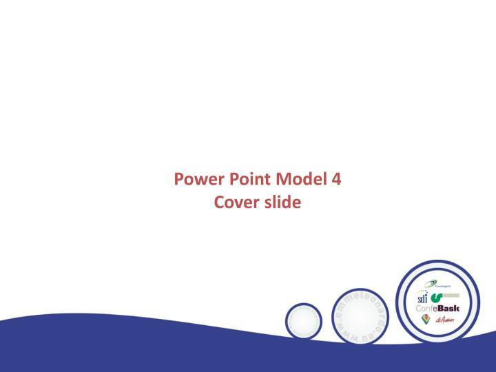 Power Point Model 4