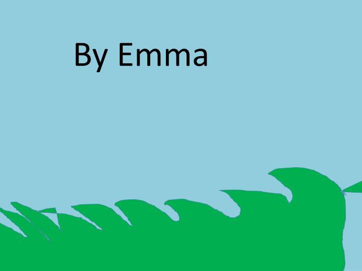 By Emma