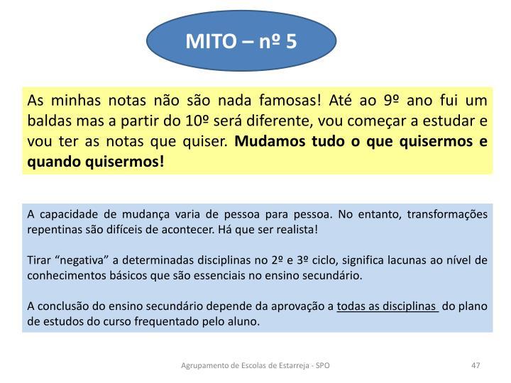 MITO – nº 5