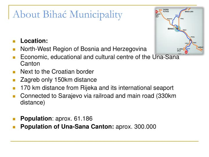 About biha municipality
