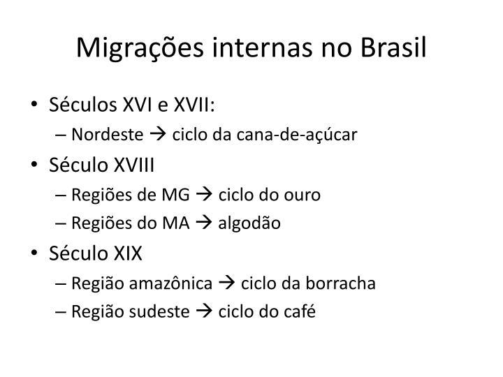 Migra es internas no brasil1
