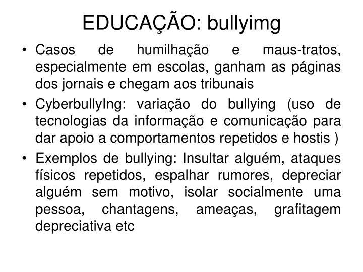EDUCAÇÃO: bullyimg