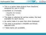 hydrospatial data1