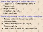 shape descriptor with height functions1