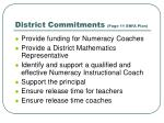 district commitments page 11 enfa plan