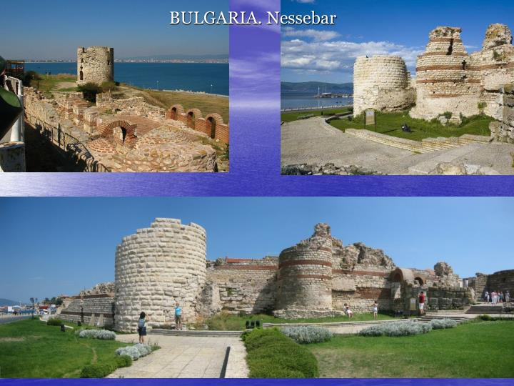 BULGARIA. Nessebar