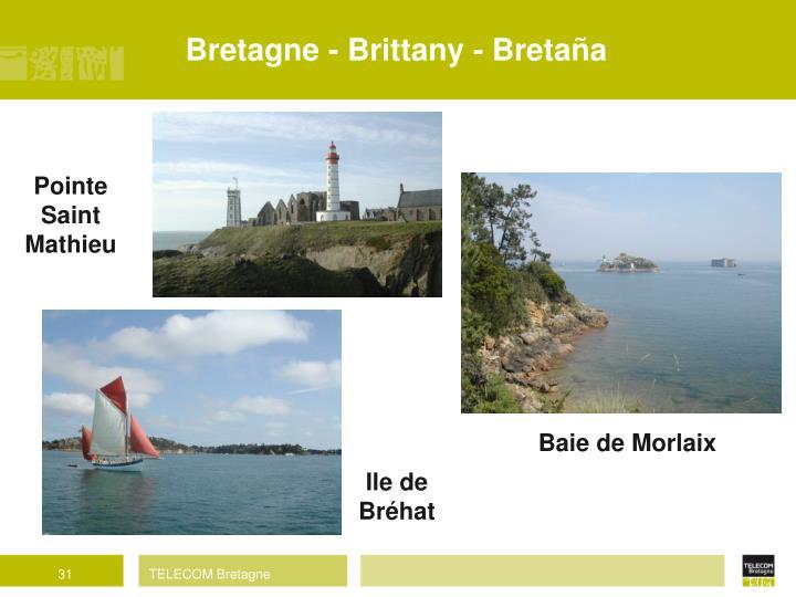 Bretagne - Brittany - Bretaña