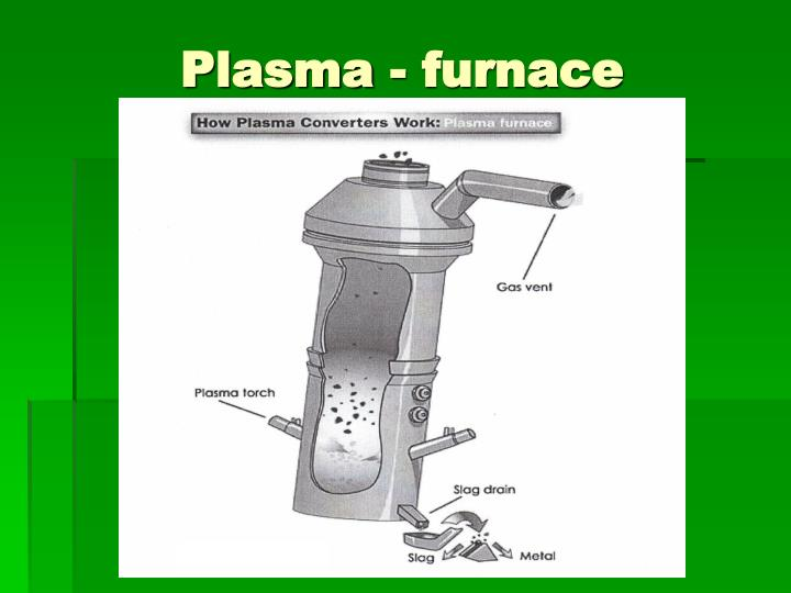 Plasma - furnace