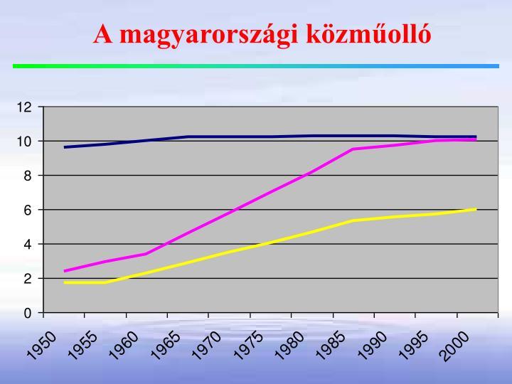 A magyarországi közműolló