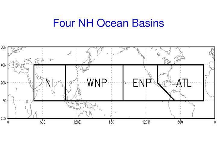 Four NH Ocean Basins