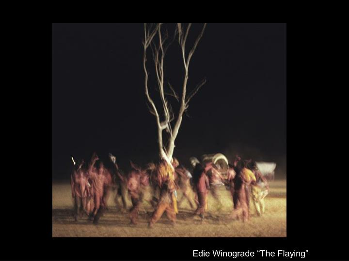 "Edie Winograde ""The Flaying"""