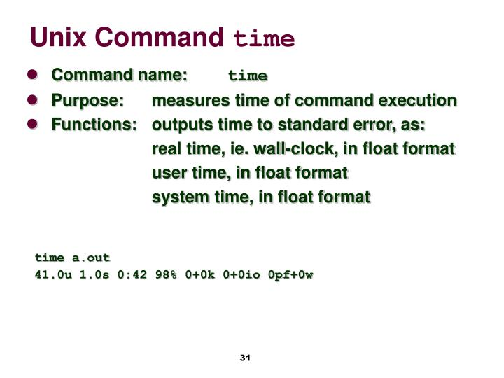 Unix date command in Brisbane