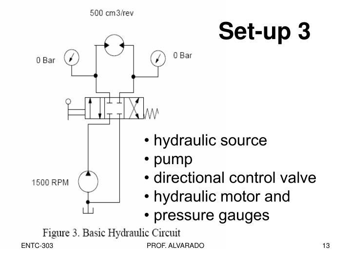 basic hydraulic circuit diagram pdf